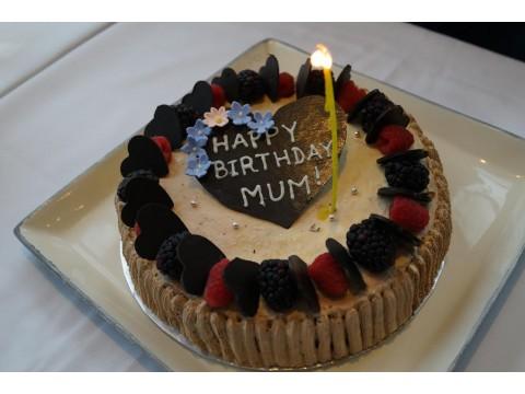 Chocolate Mocha Cake (per lb)