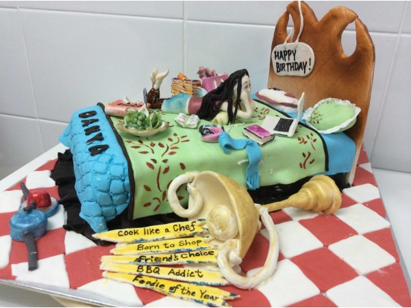 15 Year Old Food Lover S Cake