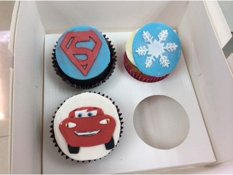 Customised Cupcakes 2