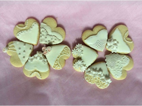 Wedding Cookies 2