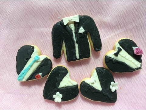 Wedding Cookies 4